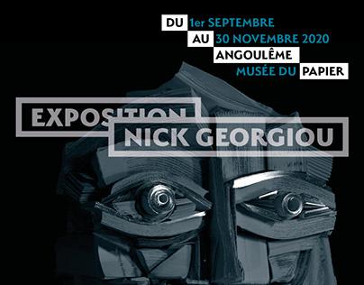 Musée du Papier, Angoulême : identité visuelle