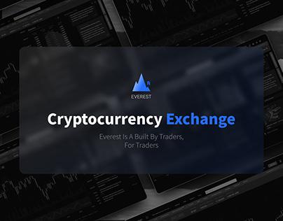 Everest | Cryptocurrency Exchange