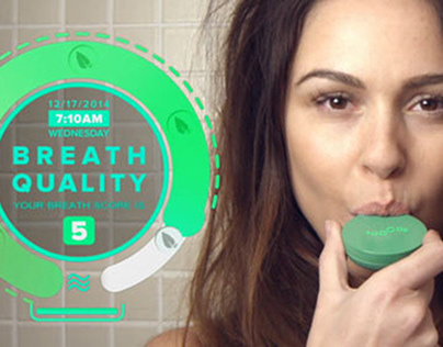 MINT by Breathometer