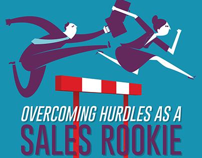 Hot topics: Overcoming hurdles as a sales rookie