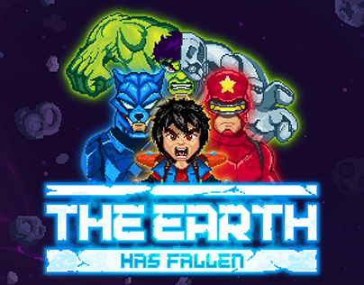 Game Art - The Earth Has Fallen