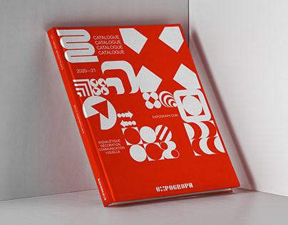 Expograph - Brand identity