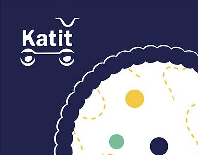 Katit прокат самокатов и велосипедов
