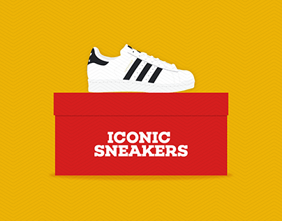 The Most Iconic Sneakers of All Time.