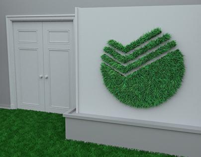 3D-визуализация площадок мероприятия Сбербанка