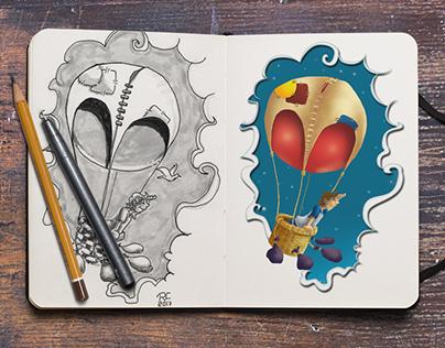 Ballon of Dreams