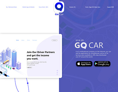 Go Car - UI&UX