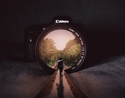 Let's go into the camera world