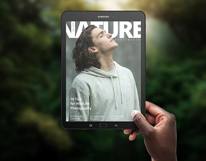 Magazine Cover Styles: Nature