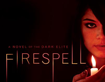 Firespell _ Book Cover Photo