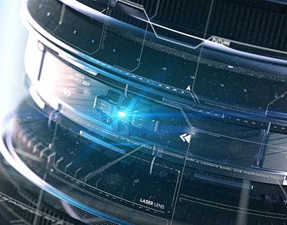 Sci-fi Lens