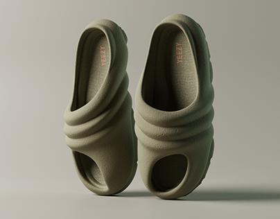 YEEZY Slide Concept