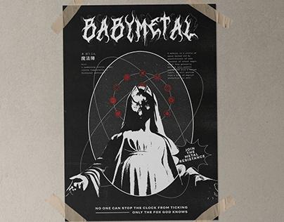 BABYMETAL - Concept Poster