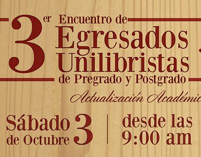 3er Encuentro de Egresados Unilibristas