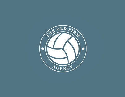 The «Old Firm» Agency   logo   branding
