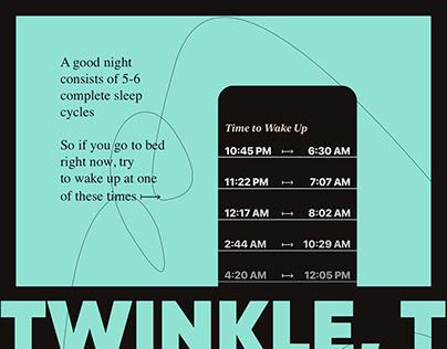 Good Time —Sleep Calculator, iOS App