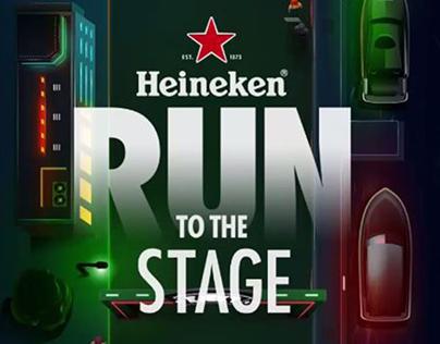 Live your music - Heineken