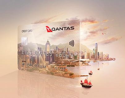 QANTAS - Go Further, Pay Smarter, Everday Pay