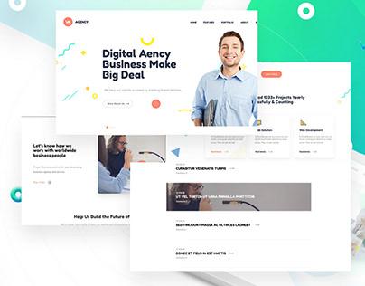 VA Digital Agency Website