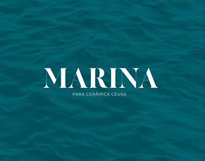 Coleção MARINA
