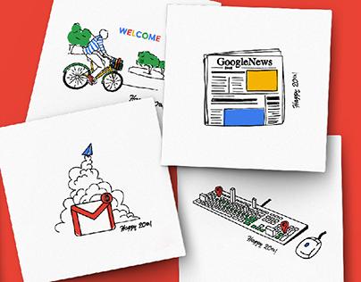 Happy 20th Birthday Google!