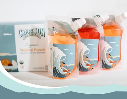 Capri-Sun packaging Re-Design