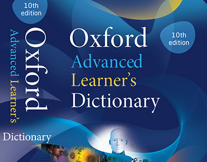 Cover Designs for new Oxford Dictionary