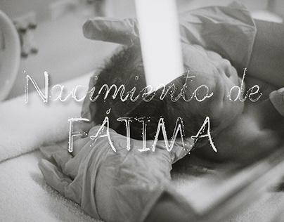 Nacimiento de Fátima