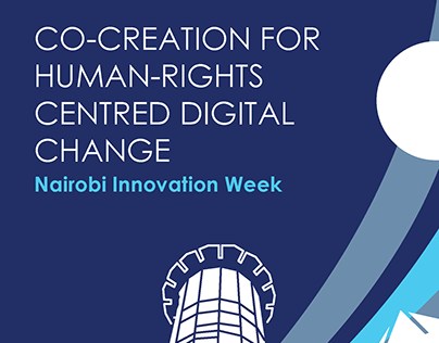 NAIROBI INNOVATION WEEK - CO-CREATION SIDE EVENT