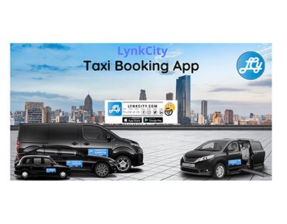 LynkCity Taxi Booking App