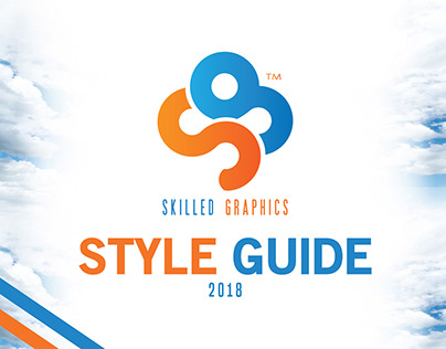 Skilled Graphics Branding Style Guide(Incomplete)