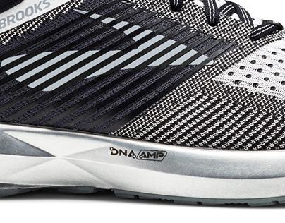 Brooks Running | DNA Logo Redesign