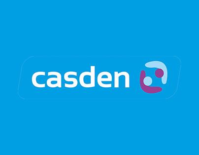 CASDEN // Activation