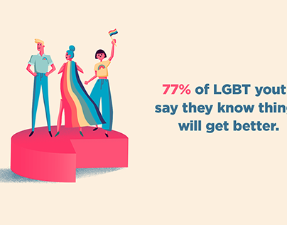 LGBT Positive Infographic
