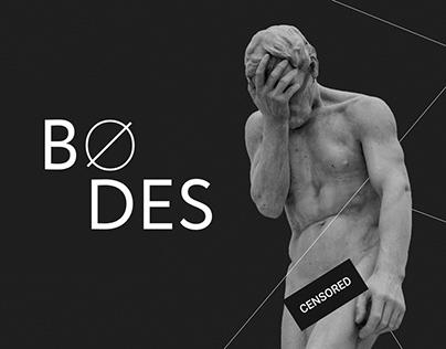 Website Bodes studio
