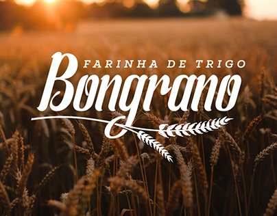 Identidade Visual - Bongrano
