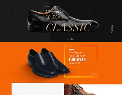 Footwear - Ecommerce