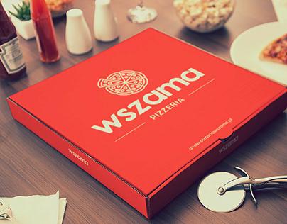 Brand identity - Pizza Restaurant