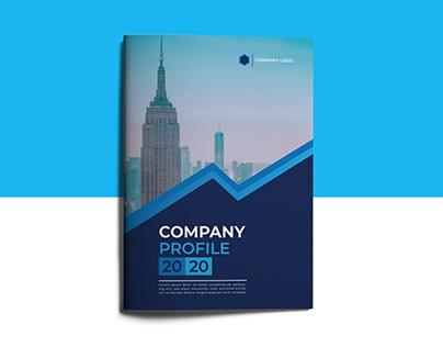 Company Profile | Company Brochure Design 2020 Template
