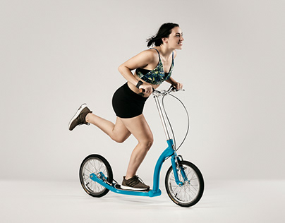 Swifty Scooters – Fitness