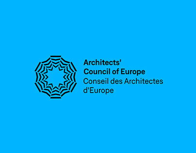 Identity for the Architects' Council of EU