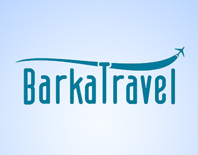 Barka Travel logo - travel company