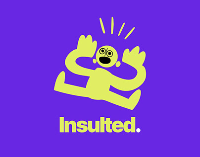 Insulted - Fun cursing concept app