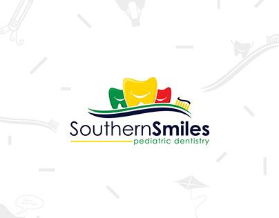 Logo design for a pediatric dental practice