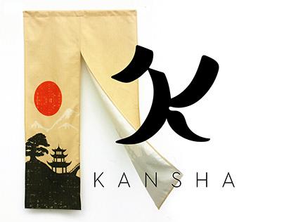 Visual identification for KANSHA restaurant