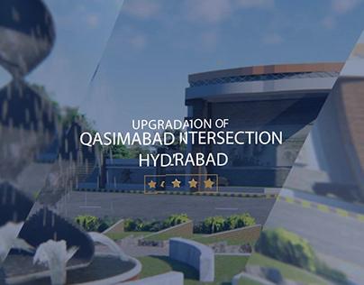 Upgradation of Qasimabad Intersection