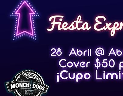 Neon designs Fiesta Express