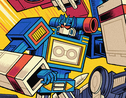 Soundwave & Friends