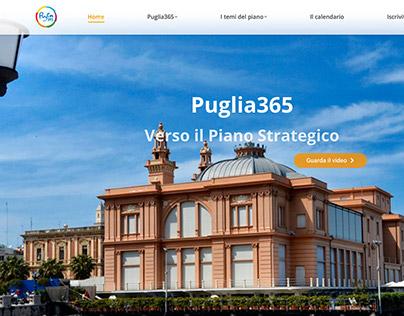 Puglia365 | Sito web