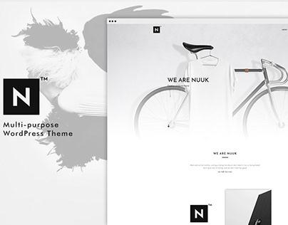 Nuuk - Multi-purpose WP Theme